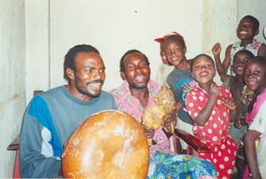Mashozhera Mbira Group